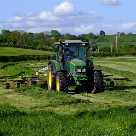 Silage Turning